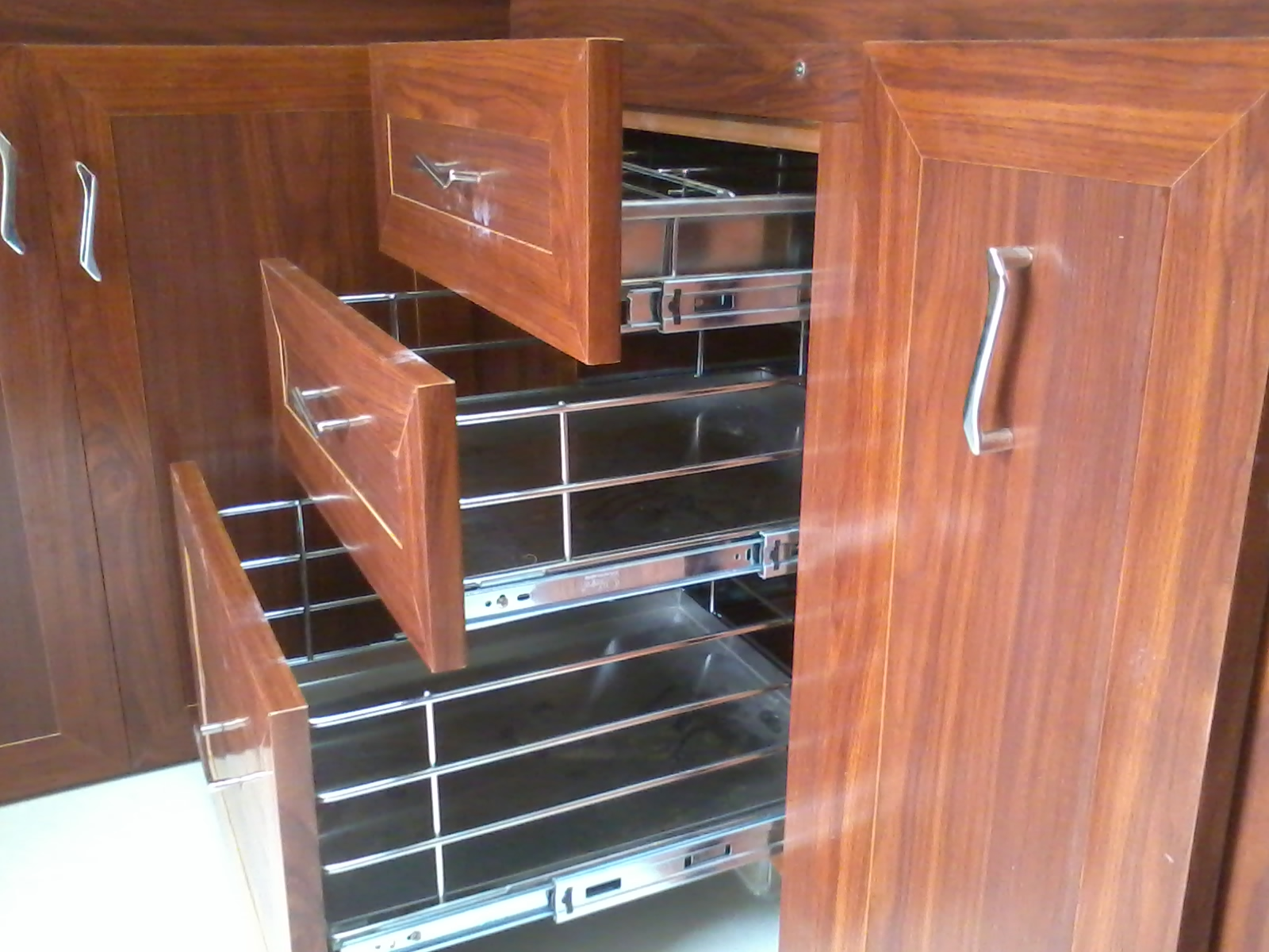 PVC Modular Kitchen coimbatore Redme Interiors